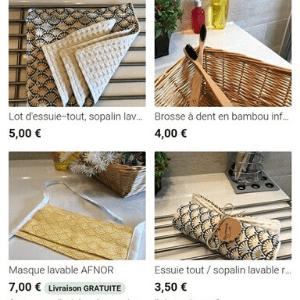 Produits boutique Oummabelle