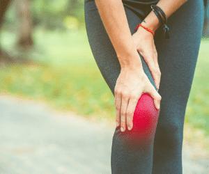 Les inflammations, signes de dommages musculaires