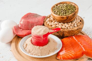 La protéine : Macronutriment essentiel pour notre santé